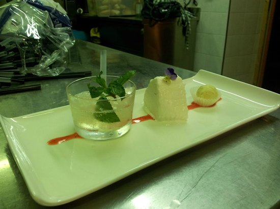 Albergo Gader: variazione al sambuco