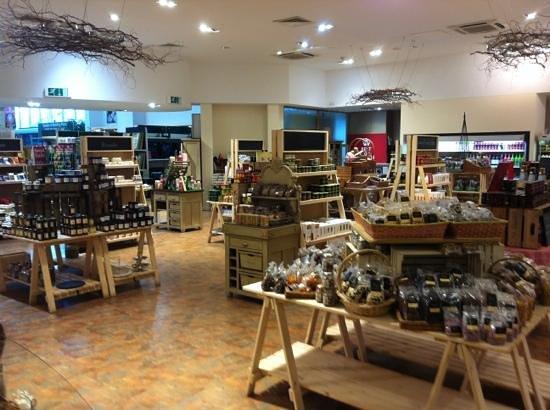 Bicester Avenue Garden Centre: the farm shop