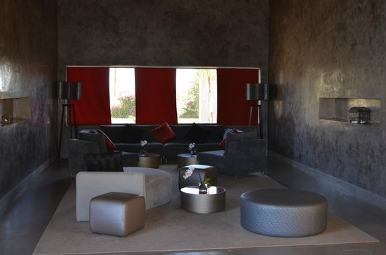 Sirayane Boutique Hotel & Spa : Réception
