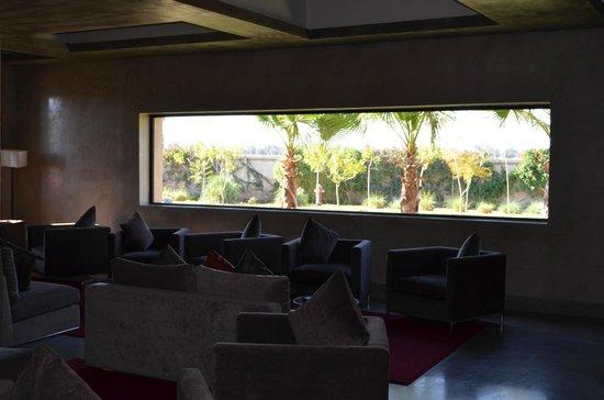 Sirayane Boutique Hotel & Spa : salon de détente
