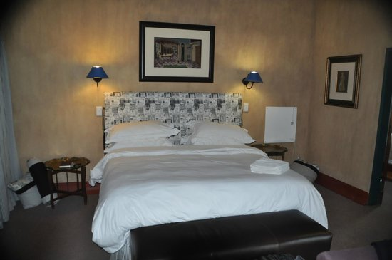 Askari Game Lodge & Spa: Bedroom