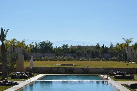Sirayane Boutique Hotel & Spa : piscine