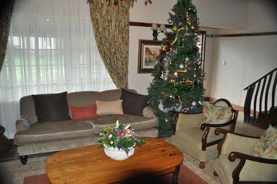 Askari Game Lodge & Spa: Lobby