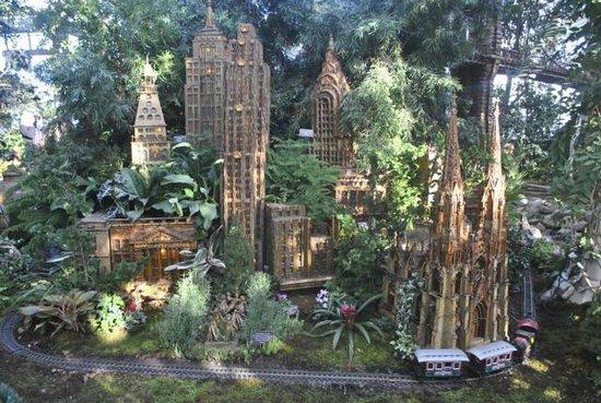 Nyc Landmarks Picture Of New York Botanical Garden Bronx Tripadvisor