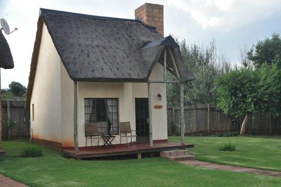 Askari Game Lodge & Spa: Cabin