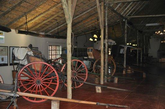 Askari Game Lodge & Spa : Museum