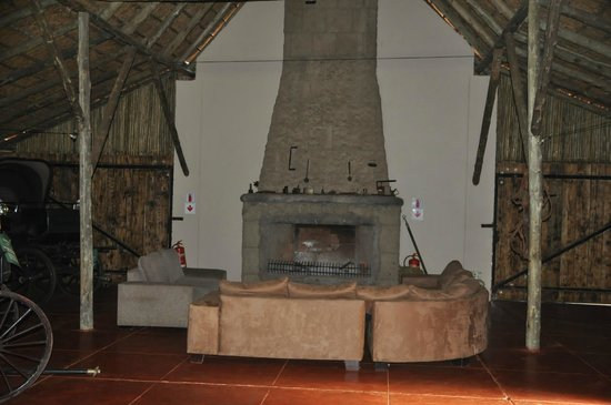 Askari Game Lodge & Spa: Museum