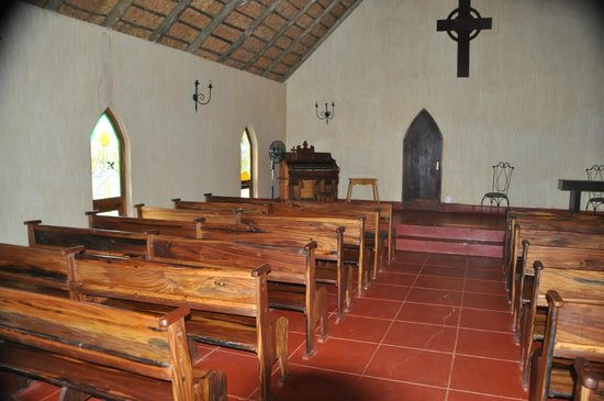 Askari Game Lodge & Spa: Church