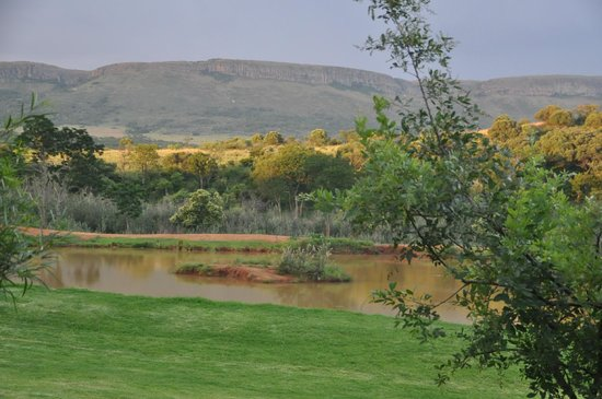 Askari Game Lodge & Spa : Grounds