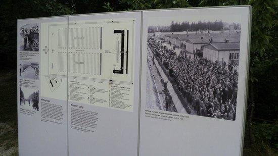 Dachau Concentration Camp Memorial Site: Map