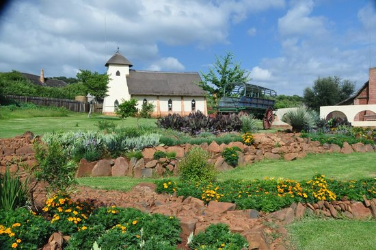Askari Game Lodge & Spa : Church