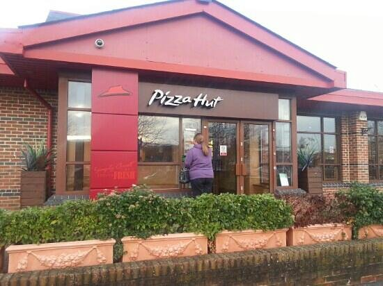 Pizza Hut Christchurch Barack Rd Menu Prices