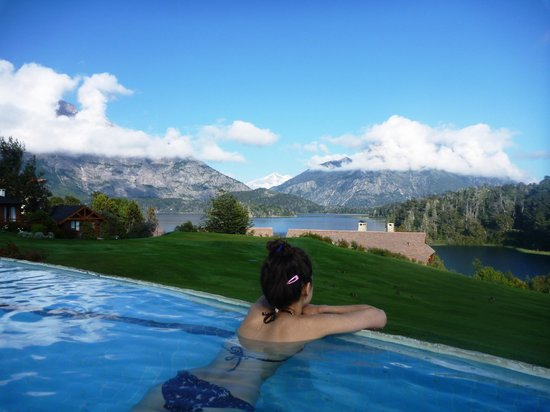 Llao Llao Hotel and Resort Golf Spa: Бассейн