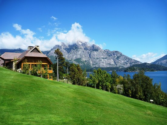 Llao Llao Hotel and Resort, Golf-Spa: Отель