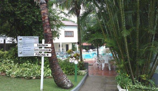 Hotel Fazenda Vilarejo: piscina