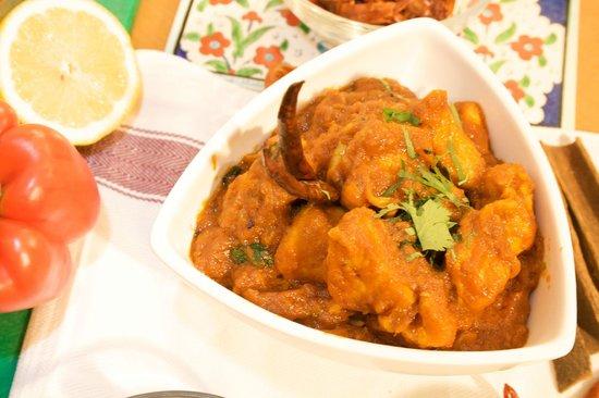 Cafe Naz: Madras