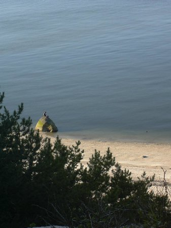 Wildwood State Park: the view from up top