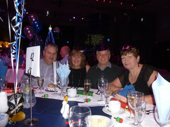 Norbreck Castle Hotel: New Year Gala Night
