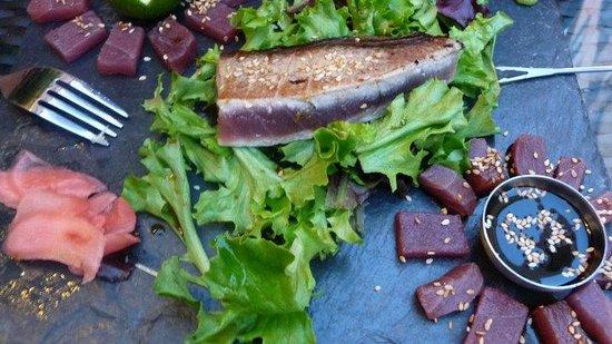 La Bodega : Sashimi de thon rouge