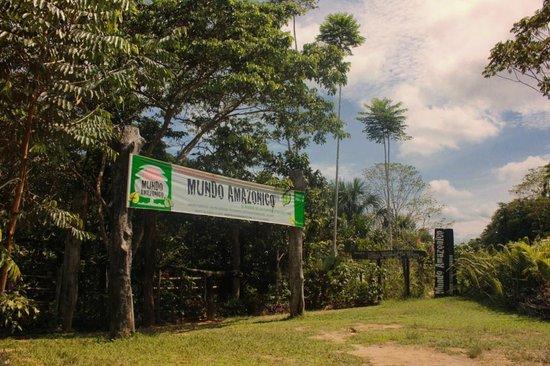 Parque Ecológico Mundo Amazónico
