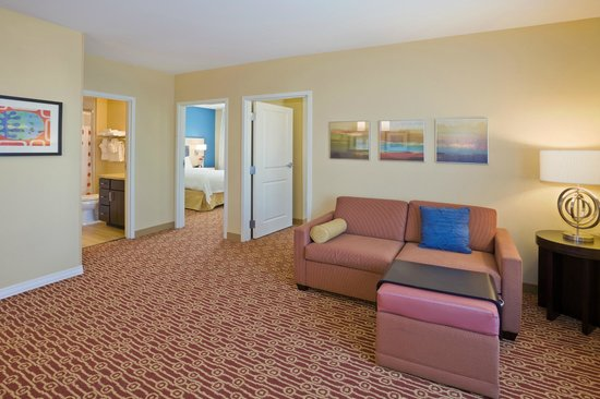 Two Bedroom Suite Picture Of Towneplace Suites Ann Arbor Ann Arbor Tripadvisor