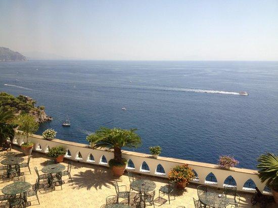 Il Saraceno Grand Hotel: Panorama