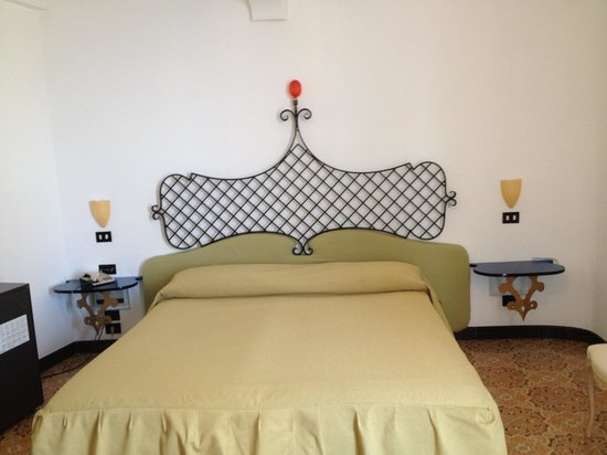 Il Saraceno Grand Hotel: Camera