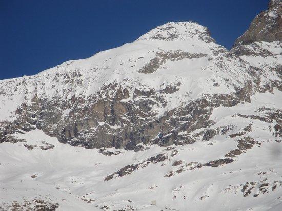 Jumeaux Hotel: Горы, горы, горы....