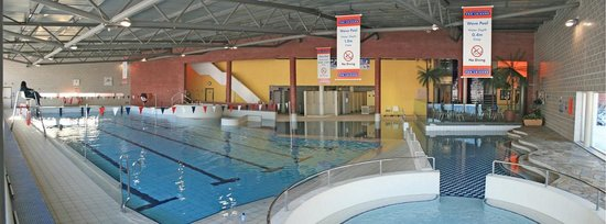 Swimming Pool Picture Of The Swan Centre For Leisure