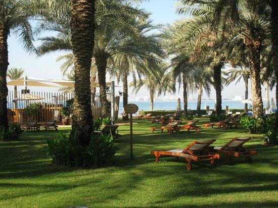 Sheraton Jumeirah Beach Resort: Garden