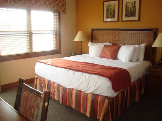 Westgate Smoky Mountain Resort & Spa: 1 bed deluxe bedroom
