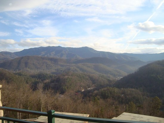 Westgate Smoky Mountain Resort & Spa: Beautiful view