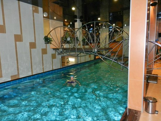 Hotel Anel : hotel pool - long and narrow