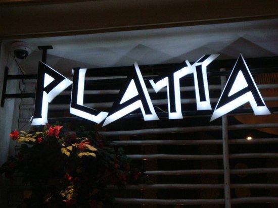 Platia