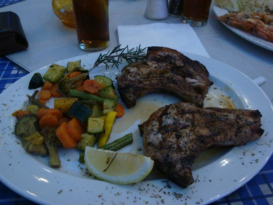 Platia: Pork Chops
