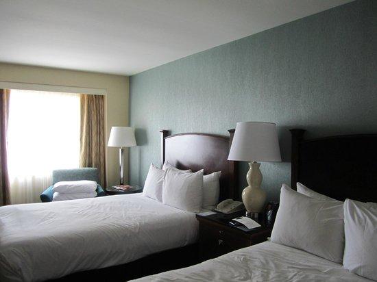 Hilton Boston Back Bay: beds