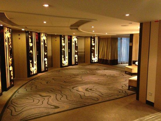 Royal Park Hotel: Aufzüge