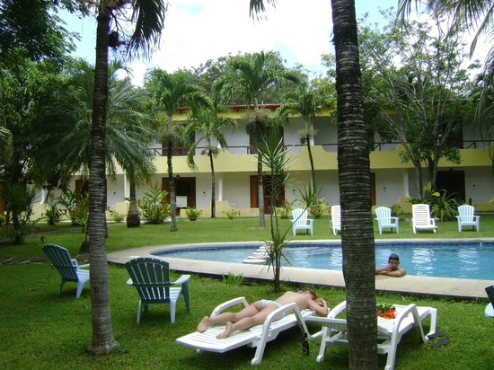 Hotel Samara Beach : piscina