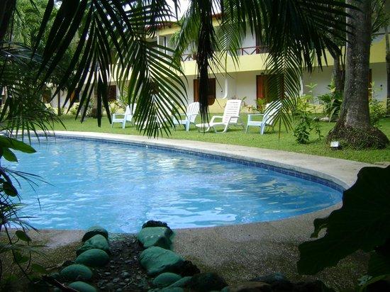 Hotel Samara Beach : bella piscina