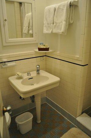 The Homestead: Bathroom