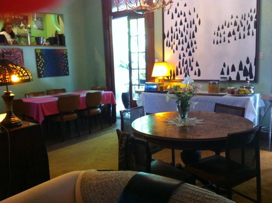 Livian Guesthouse: Breakfast room