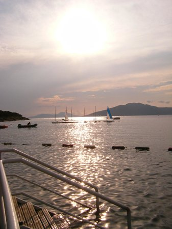 Hapimag Resort Sea Garden: Bay and boats