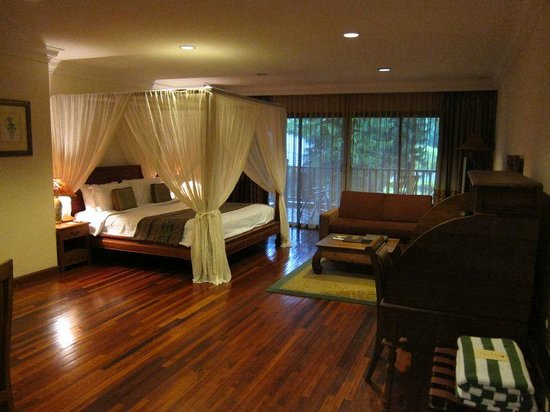 Cyberview Resort & Spa: Excellent chalets! Comfy at every corner..