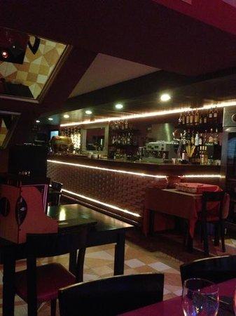 Living Barcelona 1925 : bar