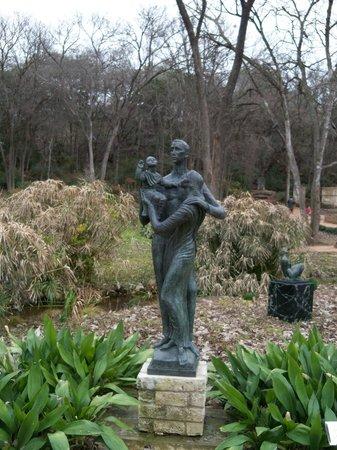 Woman And Child Picture Of Umlauf Sculpture Garden Museum Austin Tripadvisor