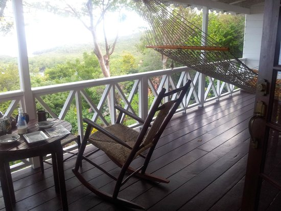 Ti Kaye Resort & Spa: Jou Jou room balcony