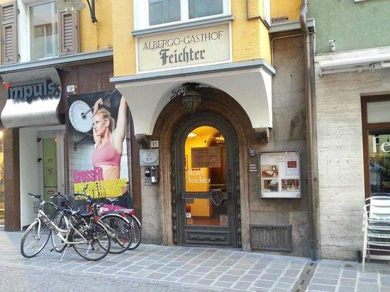 Feichter Hotel: Esterno Hotel