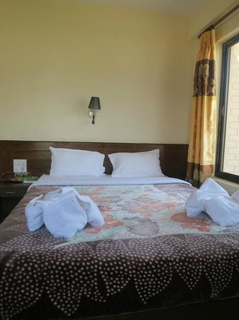 Hotel Family Home: My bed