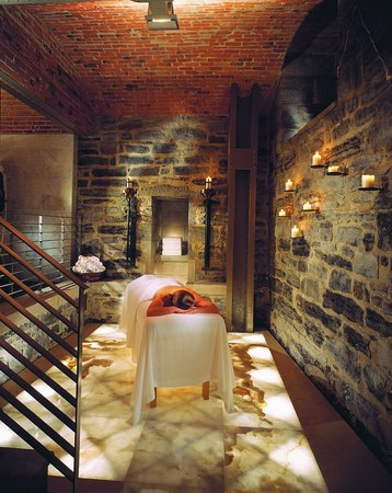 Hotel Le St-James: Spa