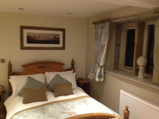 Woodman Inn: Standard bedroom
